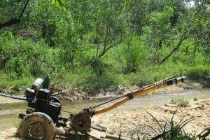 Bình Định: Ai chống lưng cho 'cát tặc' tung hoành suối Đập Làng