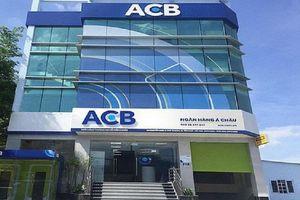 ACB chuẩn bị bán 6,2 triệu cổ phiếu quỹ