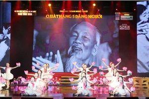 'Quà tháng Năm dâng Người' nhân dịp sinh nhật lần thứ 129 của Hồ Chủ tịch