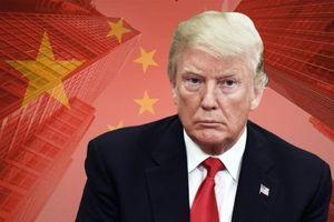 Ông Trump tuyên bố 'không lùi bước' trong chiến tranh thương mại với Trung Quốc