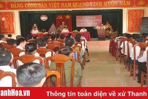 Đại biểu HĐND tỉnh tiếp xúc cử tri các xã phía Nam của huyện Tĩnh Gia