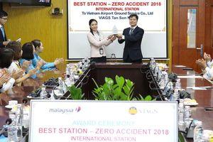 VIAGS nhận 3 giải thưởng về chất lượng dịch vụ từ Japan Airlines và Malaysia Airlines