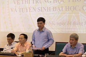 Hà Nội tạo điều kiện tốt nhất cho thí sinh tham dự kỳ thi THPT quốc gia 2019