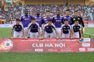 Đội hình dự kiến của Hà Nội FC trước Tampines Rovers ở AFC Cup