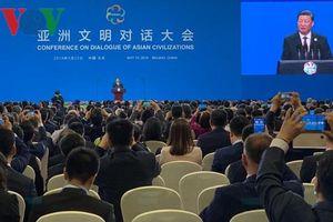 Ông Tập Cận Bình: Châu Á cần tăng cường 'tự tin văn minh'