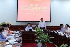 Trưởng ban Nội chính TƯ: Hiệu quả thu hồi tài sản tham nhũng thấp
