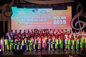 Gần 1.000 nghệ sĩ tham gia Hội thi Hợp xướng quốc tế Việt Nam