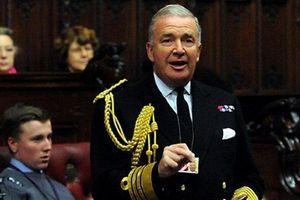 Đô đốc Hải quân Anh nói tấn công Iran là 'sai lầm chết người'