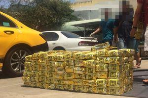 Ba tháng bắt giữ hơn 3 tấn ma túy các loại