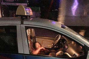 Xác định danh tính đối tượng đâm nữ tài xế taxi rồi nhảy xuống sông Kim Ngưu