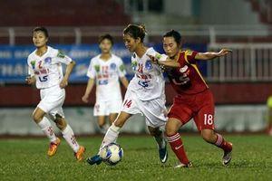 Giải Bóng đá nữ vô địch quốc gia trở lại thể thức thi đấu vòng tròn
