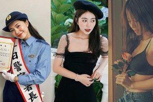 Hotgirl Việt vào vai cảnh sát trưởng tại Nhật Bản