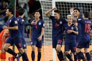 Tuyển Thái Lan đã hoàn tất chờ thầy trò Park Hang-seo