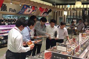 Thịt cá tra giả lươn Việt Nam 'cháy hàng' ở Nhật Bản