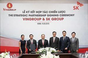 Vingroup thu hút được 1 tỉ USD từ ông lớn Hàn Quốc