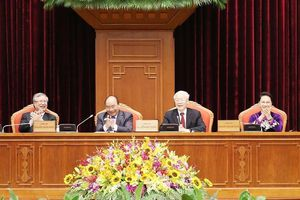 Phát biểu khai mạc của Tổng bí thư, Chủ tịch nước tại TW 10