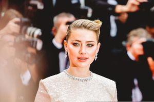 Amber Heard quyền lực, Cảnh Điềm gợi cảm trên thảm đỏ Cannes 2019