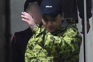 Seungri tươi tắn đi tập gym sau khi tòa án hủy lệnh bắt giữ