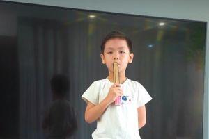 MC Phan Anh bật mí dấu hiệu bất ngờ cho thấy con tự tin