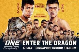 One Championship: Lịch thi đấu võ thuật hỗn hợp MMA mới nhất