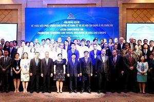 Khai mạc diễn đàn ASEM: Chia sẻ chính sách hỗ trợ cho lao động yếu thế