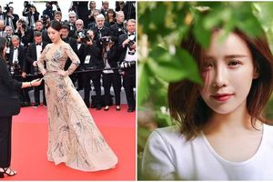 Nàng 'A hoàn' khiến cả showbiz Hoa ngữ 'ê chề' trên thảm đỏ Cannes là ai?