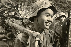 Tướng Võ Sở và ký ức đón Tết bằng đại pháo 'chọc thủng' Trường Sơn