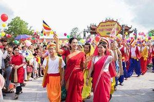 Lãnh đạo TP Uông Bí nói về việc bà Phạm Thị Yến xuất hiện trong lễ Phật đản tại chùa Ba Vàng