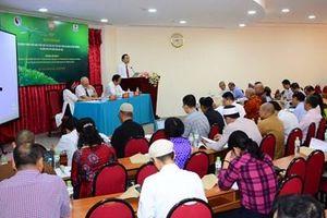 Phát huy vai trò các tôn giáo tham gia bảo vệ môi trường và ứng phó với biến đổi khí hậu