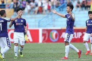 Hà Nội FC và Bình Dương vào vòng knock-out AFC Cup