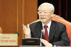 Toàn văn phát biểu của Tổng Bí thư, Chủ tịch nước Nguyễn Phú Trọng khai mạc Hội nghị Trung ương 10