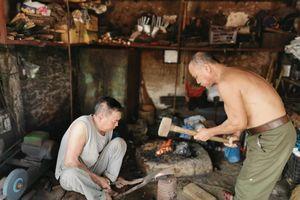 Nghề rèn Nam Sơn (Hà Nội): 300 năm vẫn đỏ lửa