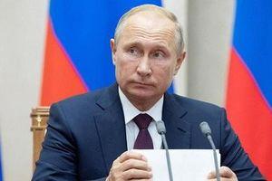 Tổng thống Putin: Nga không phải là một đội cứu hỏa có thể giải cứu thế giới