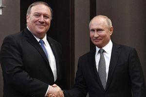 Rất gần và rất xa... là quan hệ Mỹ - Nga.