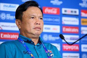 Không chỉ thầy Park, HLV của Thái Lan cũng đau đầu về hàng công
