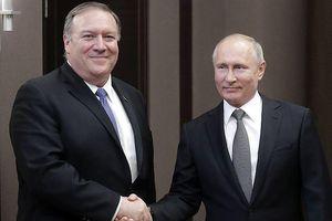 Nga - Mỹ thảo luận một loạt vấn đề nóng