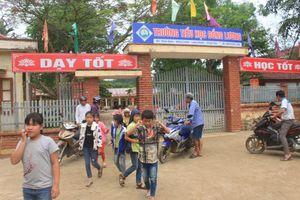 Bốn học sinh bị đâm tại trường đã trở lại lớp học