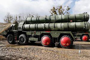 Mỹ đón nhận tin choáng váng về S-400 của Nga