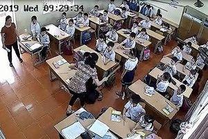 Chủ tịch Hải Phòng chỉ đạo 'nóng' vụ giáo viên đánh học sinh trong giờ kiểm tra