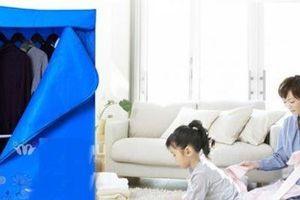 Dùng máy sấy quần áo nếu mắc sai lầm có thể gây điện giật, hỏng máy nhanh chóng
