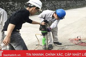 Hà Tĩnh siết chặt quản lý chất lượng công trình xây dựng