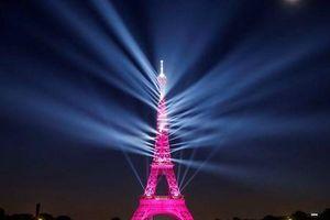 Bữa tiệc ánh sáng mừng Tháp Eiffel tròn 130 năm tuổi