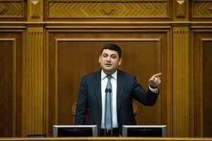 Ukraine tung đòn trừng phạt Nga giữa lúc căng thẳng