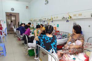 Nắng nóng gay gắt, hơn 5.000 bệnh nhi nhập viện