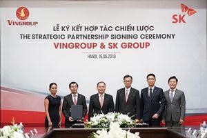 SK Group 'rót' 1 tỷ USD để đổi lấy 6% cổ phần Vingroup