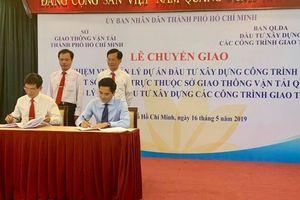 Hơn 400 dự án của Sở GTVT TP.HCM đã chuyển qua Ban quản lý dự án Giao thông