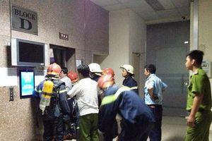 Cách xử lý sự cố thang máy