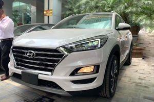 Xem trước Hyundai Tucson 2019 sắp ra mắt thị trường Việt