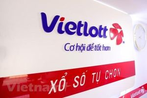 Vietlott thu gần 3.900 tỷ đồng trong năm 2018
