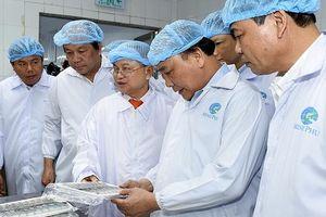 Mitsui Nhật Bản đầu tư vào nhà sản xuất và chế biến tôm Minh Phú